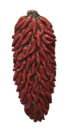 Southwest United States Terracotta Hanging Chili Peppers