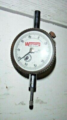 Westhoff .001 1.000 Range Dial Indicator