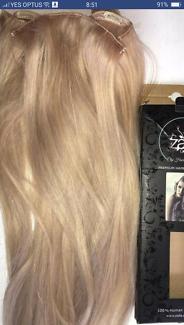 Hair extensions in adelaide region sa gumtree australia free zala european 20inch clip in human hair extensions 220 grams pmusecretfo Choice Image