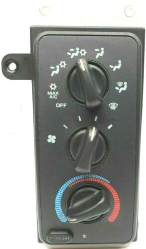98 99 DODGE RAM TRUCK PICKUP CUMMINS HEATER A/C CLIMATE CONTROL 55055654AB 4X4