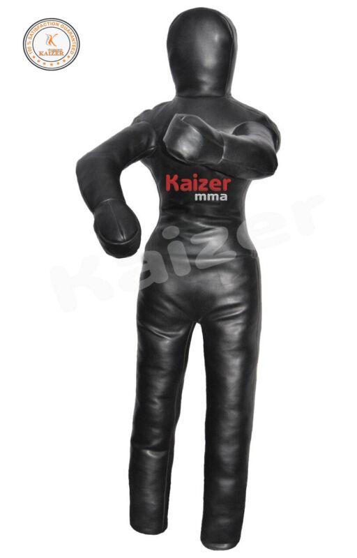 """MMA Grappling dummy wrestling bag 70"""" black"""