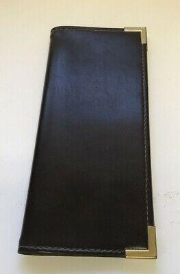 Samsill 8105 Business Card Holder Organizer - Vintage