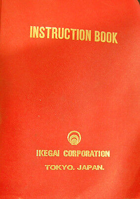 Ikegai Cnc Fx15n Fx20n Fx25n Ax25n Ax30n Lathe Programming Manual