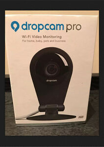 NEW In Box Dropcam Pro Wi-Fi Video Monitoring HD for home