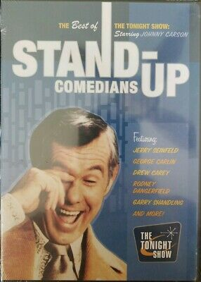 The Best Of Stand Up Comedians  The Tonight Show (DVD,2007,2-Disc Set) Brand