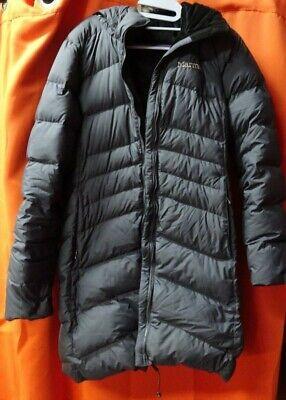Marmot Montreal Women's Knee-Length Down Puffer Coat, Fill Power 700, Medium  Knee Length Down Coat