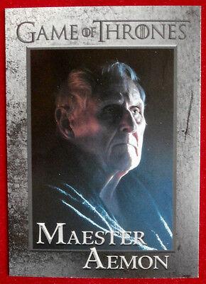 GAME OF THRONES - Season 4 - Card #80 - MAESTER AEMON - Rittenhouse 2015