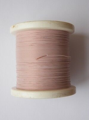 0.03mm2 32awg Ex-ussr Copper Teflon Ptfe Wire Mgtf Qty20m 66ft