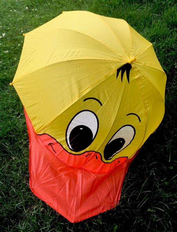 Yellow Duck Kid's Umbrella NEW