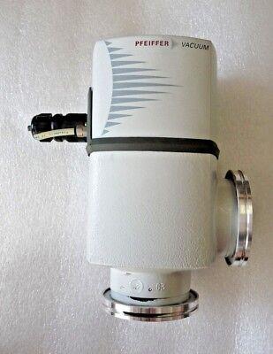Pfeiffer Vacuum Evb 063 Pa Pf B18 201 Angle Valve 24v W Position Indicator