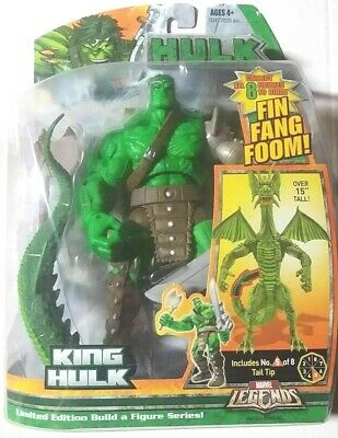 HASBRO MARVEL LEGENDS Fin Fang Foom BAF Series KING HULK - NEW