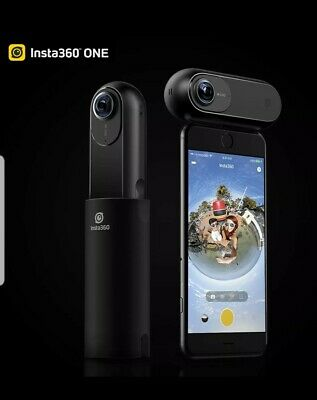Insta360 Camera ONE Kit WIFI full Camera HDR 360 Photos 4K/ Videos high quality -