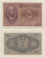 Regno D'italia - 5 Lire ,imperiale, 1944 Fds -  - ebay.it