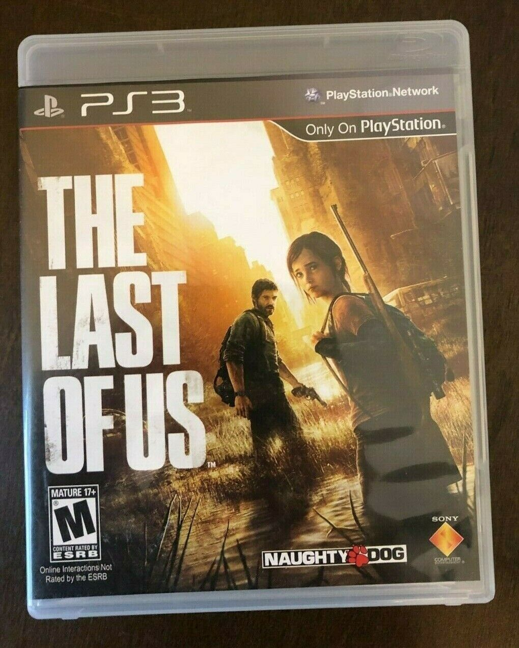 The Last Of Us Sony PlayStation 3, PS3, 2013 MANUAL INCLUDED - $8.99
