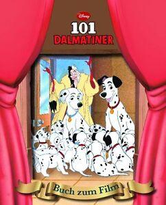 101 Dalmatiner, Buch zum Film Walt Disney