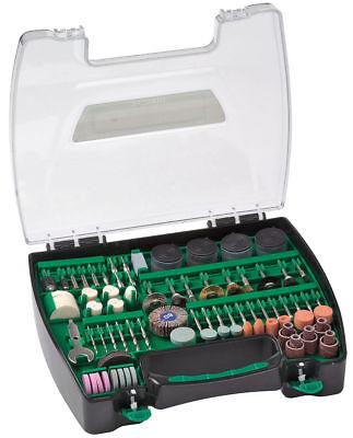 Serie kit set accesorios 200 pc para amoladora axial COMPAÑÍA AÉREA DE HITACHI