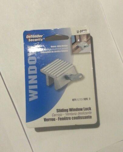 Prime Line Products Aluminum Sliding Window Lock Defender Security U9800
