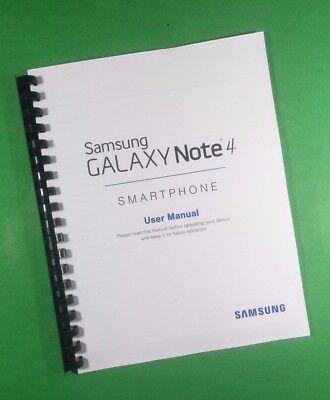 att samsung galaxy note manual