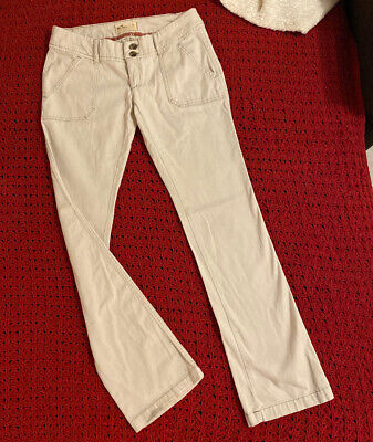 Hollister Womens Khaki Pants Size Small W25