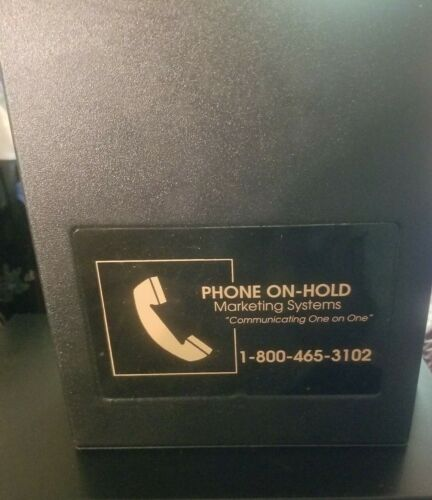 Premier Technologies Phone On Hold   RUF-2703E communication one on one