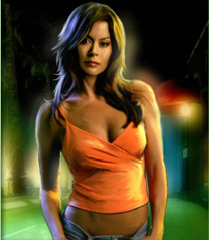 Brooke Burke Model Posing 8x10 Photo Print