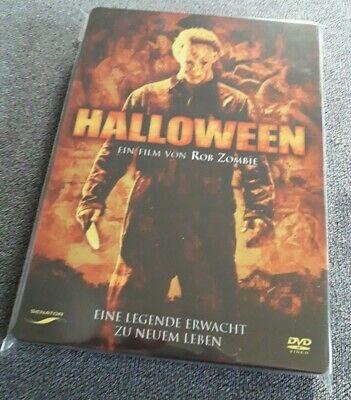 --- DVD --- HALLOWEEN - LEGENDE ERWACHT ZU NEUEM... --- FSK 18 --- Steelbook -