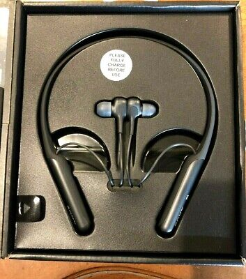 Sony WI-C600N/B Wireless Bluetooth Noise Canceling In-ear Headphones - Black