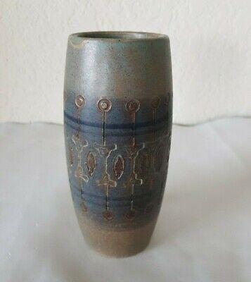 Mid Century Modernism ULLA WINBLAD For Alingsås Keramic Swedish Modern Vase #213