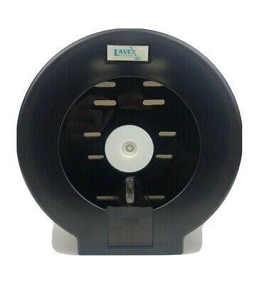 Standard 9 Roll Jumbo Toilet Paper Dispenser Lavex With Locking Keys