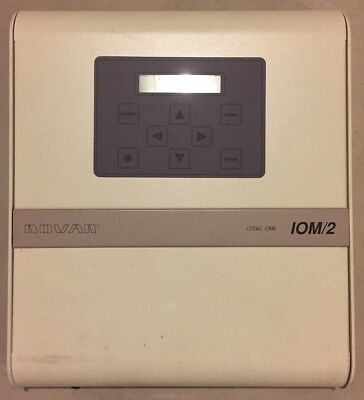 NOVAR Controls LOGIC ONE IOM/2 USED TESTED WORKING CONDITION