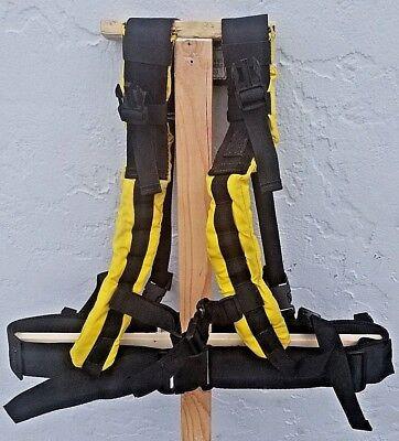 Firefighter Wildland Web Gear Duty Belt Harness Usfs Blm Cdf Nps Fireman