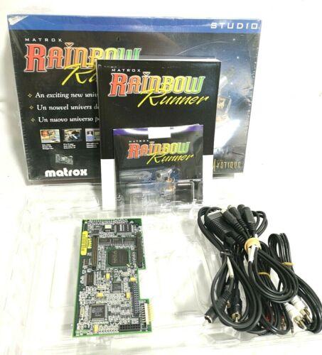 MATROX RAINBOW RUNNER MGA-MYST/RRSTI MD05190 79075010256 STUDIO