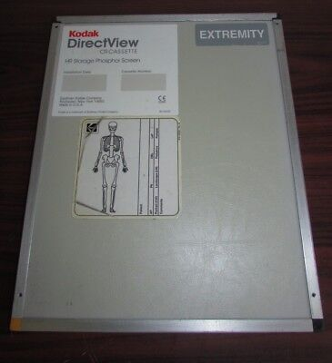 Kodak Directview Cr Cassette Hr Storage Phosphor Screen Extremity 24x30cm