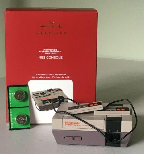 Hallmark 2020 Nintendo NES CONSOLE Ornament ~ NMIB