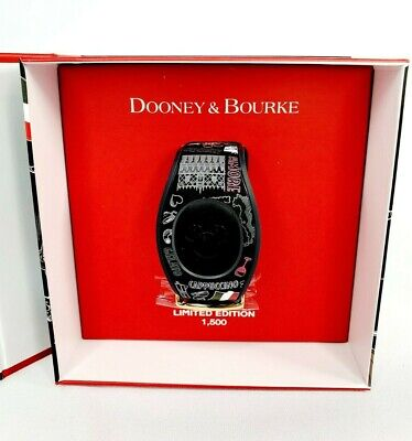 Disney Parks Dooney Bourke Epcot Italy Mickey Magic Band Limited Edition 1500