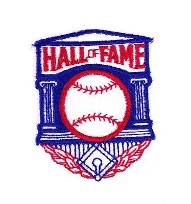 MLB National Hall of Fame Baseball Embroidered Patch