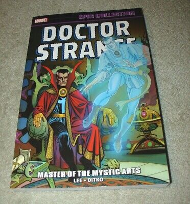Doctor Strange Epic Collection Master of the Mystic Arts Volume 1 TPB