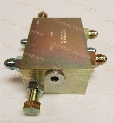 Planter Marker Sequencing Valve Part A5552 Or 4066 For Kinze Planter