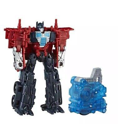 Plus Series Transformer (Transformers Energon Igniters Optimus Prime MV6 Power Plus Series - Free Ship)