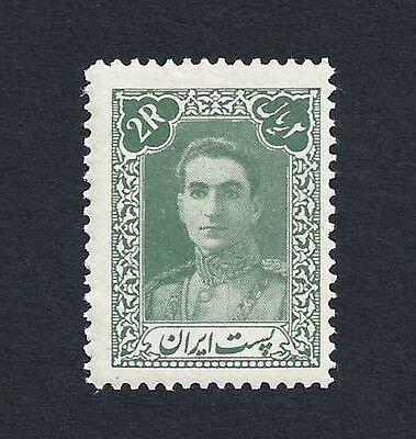 Iran/Persia Sc.# 894 M. R. Shah unused hinged Postage stamp   MH