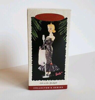 Hallmark Keepsake Vintage Barbie Solo in the Spotlight 1995 Christmas Ornament