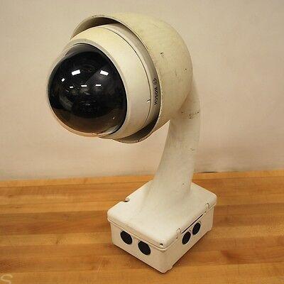 Bosch Auto Dome Surveillance Camera. Vg4-mcam-64 Vg5-164-ec0 Vg4-sbox-24vac.
