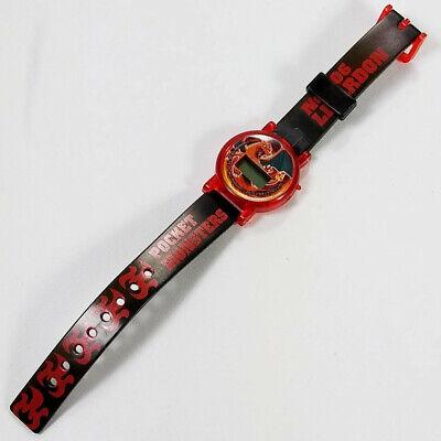 Pokemon BW 16th Movie Digital Character Wrist Watch - Charizard Nintendo Go G1