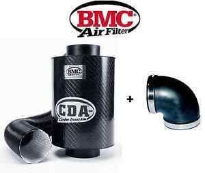 Bmc filtro aria sportivo dirett cda air box car rac for Filtro aria cabina da golf vw