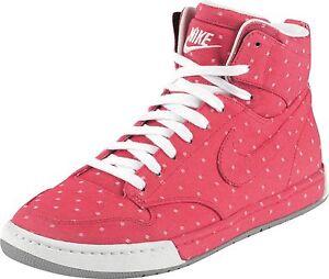 Nike-Air-Royalty-HI-Womens-HI-Tops-386169-602Sizes-UK2-5-UK3-UK3-5-UK4-NEW