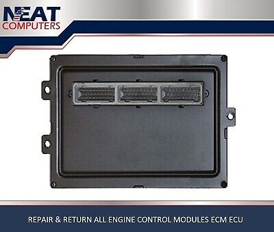 Dodge Dakota Repair & Return ECM ECU PCM Engine Computer 3.9 4.7 5.2 5.9