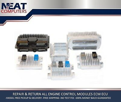 REPAIR SERVICE SAAB PCM ECM ECU ENGINE CONTROL MODULE COMPUTER Saab ECM Repair  for sale  New Haven