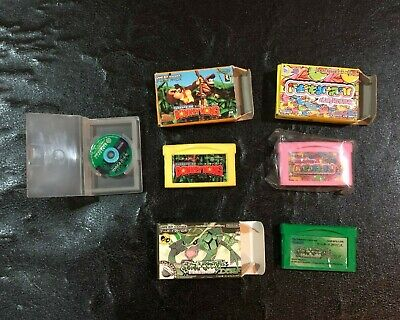 Nintendo FAMICOM Donkey Kong Country Eraser Keshi Mini Disk