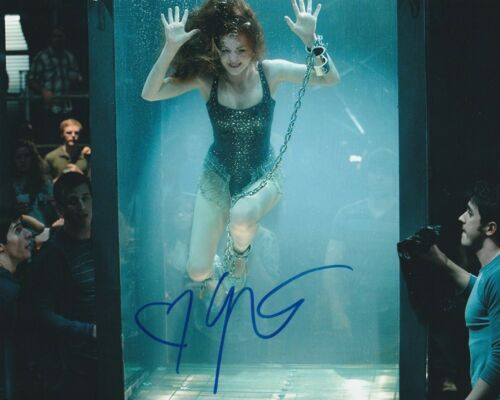 * ISLA FISHER * signed autographed 8x10 photo * NOW YOU SEE ME * 2