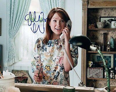Ellie Kemper Signed Autographed 8X10 Photo Unbreakable Kimmy Schmidt Coa Vd